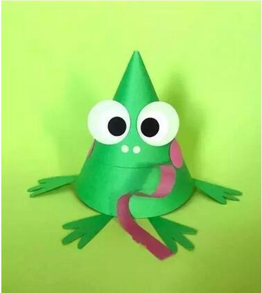 园教你做可爱小青蛙